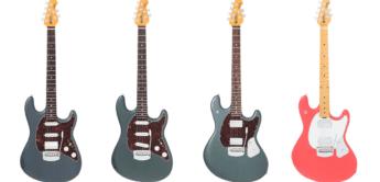 Top News: Music Man Updates für Cutlass und Stingray Guitar