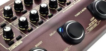 TOP NEWS: BOSS AD-10, Akustik Preamp