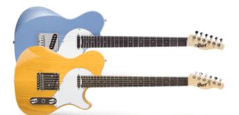 TOP NEWS: Cort Classic TC, E-Gitarre