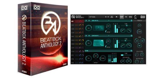 uvi beatbox anthology