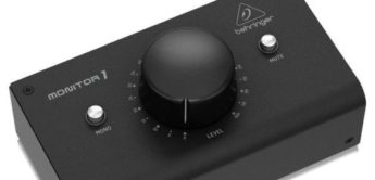 Top News: Behringer Monitor1, Monitorcontroller