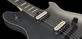 Test: EvH Wolfgang USA Stealth Gray, E-Gitarre