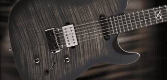 Test: Chapman Guitars ML3 Bea Rabea Massaad Smoke, E-Gitarre