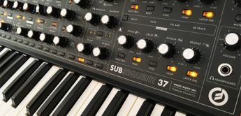 Test: Moog Subsequent 37, Analogsynthesizer