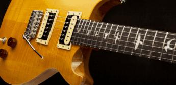 Test: PRS SE Santana SY 2017, E-Gitarre