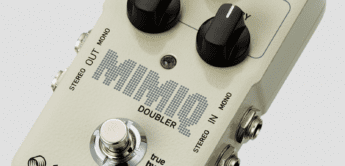 Test: TC Electronic Mimiq Doubler, Gitarrenpedal