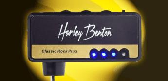 Test: Harley Benton Rockplug Classic Rock, Kopfhörerverstärker