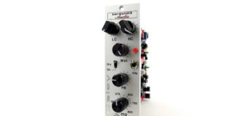 Top News: Bereich03 Audio Delay, Analoges Delay