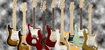 NAMM NEWS 2018: Fender American Original Series