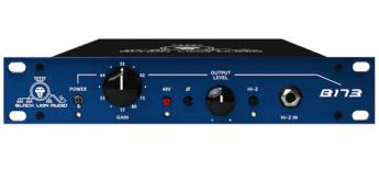 Test: Black Lion Audio B173, Mikrofonvorverstärker