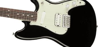 Test: Fender Duo-Sonic, E-Gitarre