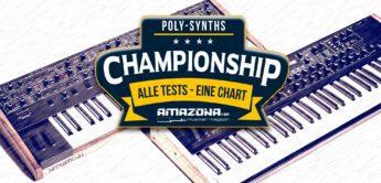 Championship: Die besten polyphonen Synthesizer