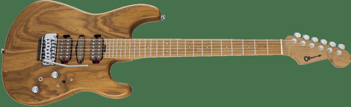 Die besten Metal Gitarren Charvel Guthrie Govan