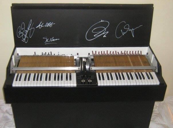 Mellotron-Talk: Dale, Thompson, Grace, Barbeau & Kerzner