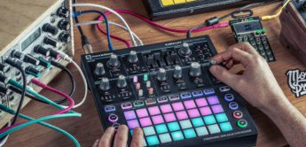 Superbooth 17: Novation Circuit Mono Station