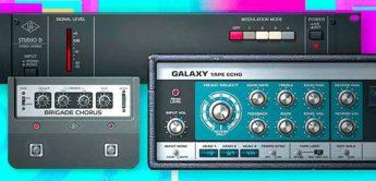 Test: Universal Audio Classic FX Bundle, Effekt Plug-ins