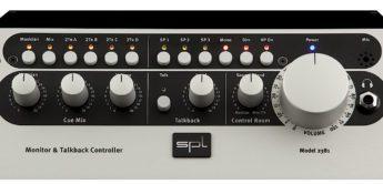 Test: SPL MTC2381, Monitor Controller