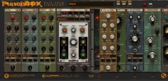Test: D16 Group Punchbox, Bass Drum Synthesizer Plug-in