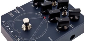 Test: Darkglass Alpha-Omega, Bass Verzerrerpedal