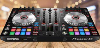 Test: Pioneer DDJ-SR2, DJ-Controller