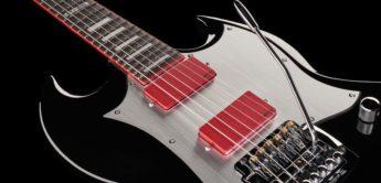 Test: ESP LTD GT-600 BK, E-Gitarre