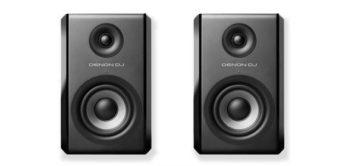 Test: Denon DJ SM50, Aktiv-Monitor