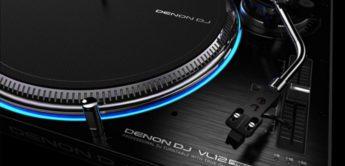 Test: Denon VL12 Prime, DJ-Plattenspieler