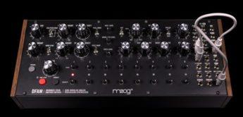 NAMM NEWS 2018: Moog DFAM, Drum-Synthesizer