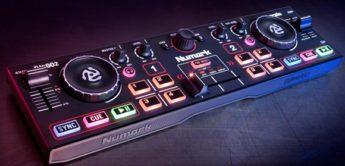 Test: Numark DJ2GO 2, DJ-Controller