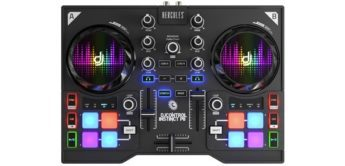 Test: Hercules DJControl Instinct P8, DJ-Controller