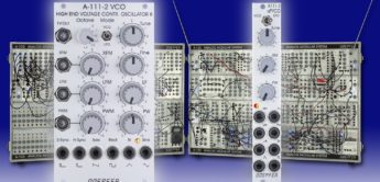 Top News: Doepfer A-111-2 und A-111-3, High-End-VCOs