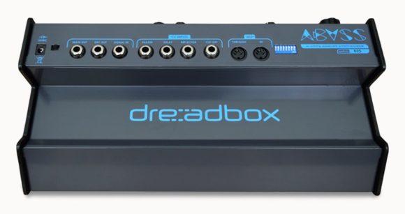 Dreadbox Abyss rear