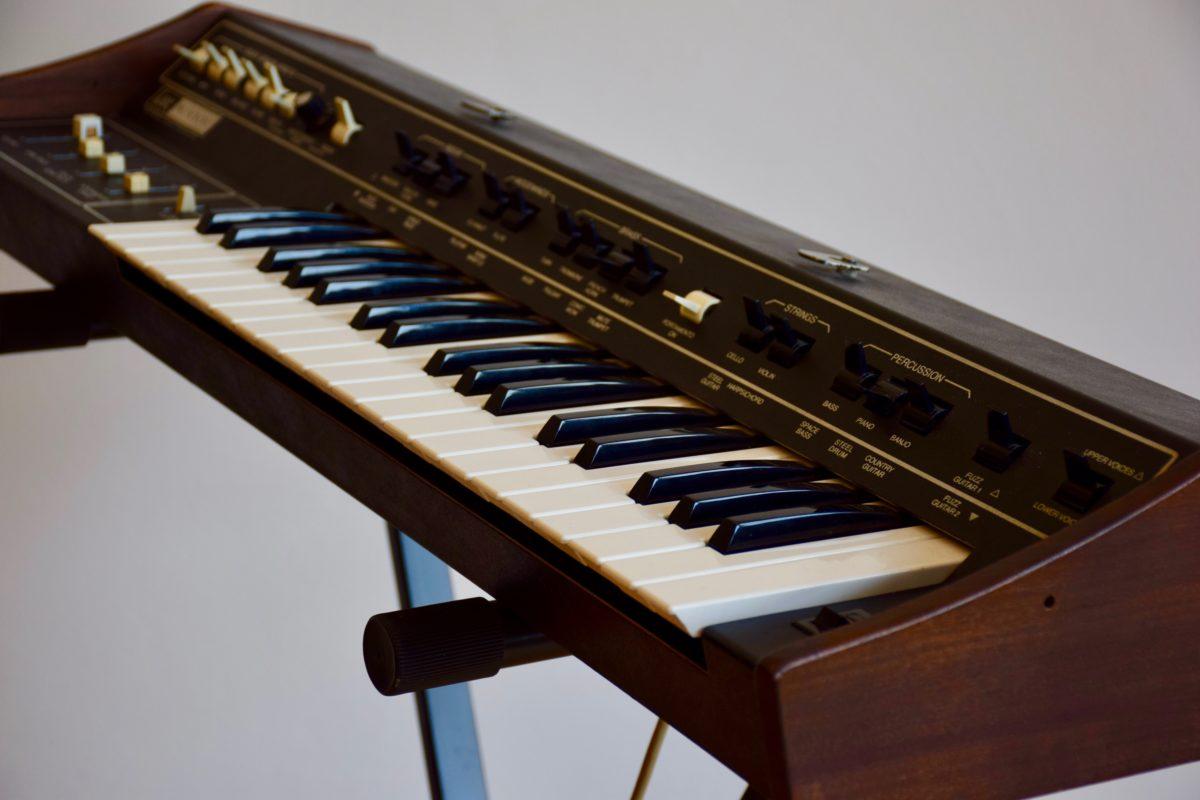 Der ARP Pro Soloist traf in den 70ern einen Nerv bei vielen Musikern.