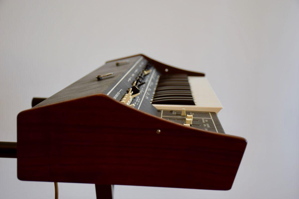 Er sollte das strapazierte Vertrauen der Profimusiker wieder herstellen - der ARP Pro Soloist.