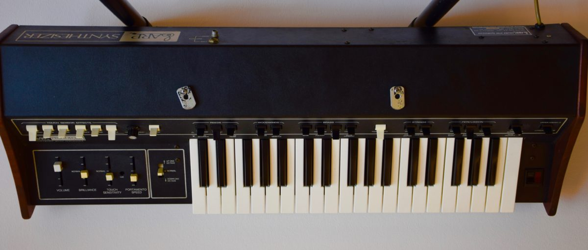 Der ARP Pro Soloist ist dank eines digitalen Scanningsystems ausgesprochen stimmstabil.