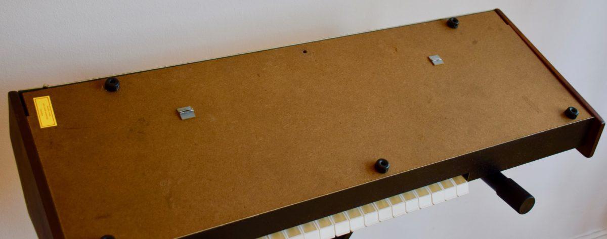 Bei aller Liebe: einen besonders riadtauglichen Eindruck macht der ARP Pro Soloist nicht.