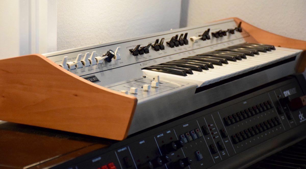 ARP Pro Soloist restauriert
