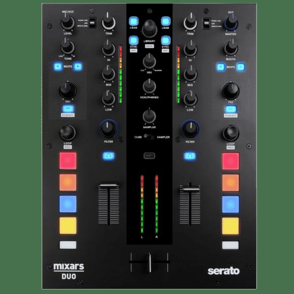 Mixars Duo - der günstigste für Serato aktuell