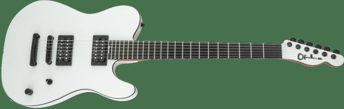 Die besten E-Gitarren 2017 Charvel Joe Duplantier Pro-Mod SD S2HH