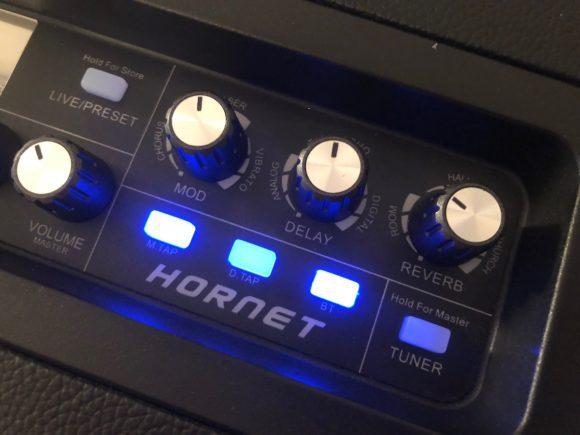 Mooer Hornet Black Effects