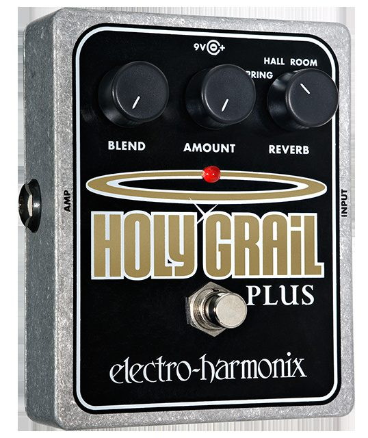 EHX Holy Grail Plus