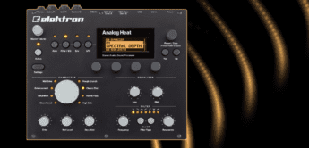 Test: Elektron Analog Heat, analoger Verzerrer