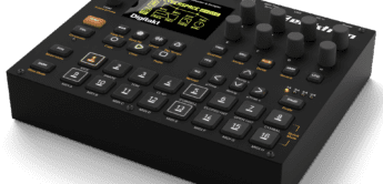 NAMM NEWS 2017: Elektron Digitakt