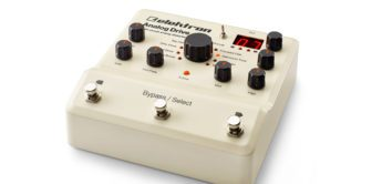 Top News: Elektron Analog Drive, Effektgerät für Gitarre