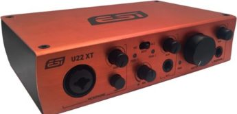 Test: ESI U22XT, USB-Audiointerface