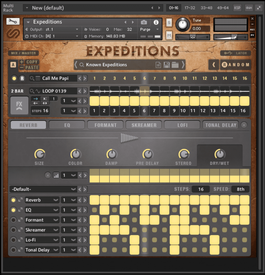 Sample Logic Espeditions