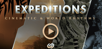 Test: Sample Logic Expeditions, Cinematic & World Grooves