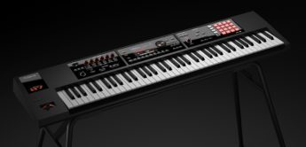 Top News: Roland FA-07, Workstation