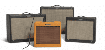 NAMM NEWS 2018: Fender Hot Rod IV Amplifier Serie