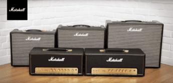 NAMM NEWS 2018: Marshall Origin, Gitarrenverstärker